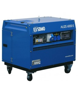 Генератор бензиновий SDMO Alize 6000 E