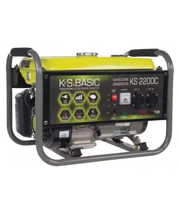 Генератор бензиновий Konner & Sohnen BASIC KS 2200C