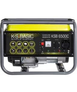 Генератор бензиновий Konner & Sohnen BASIC KSB 6500С