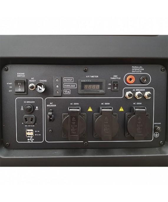 Генератор інверторний Weekender DL8750IOE