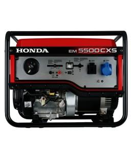 Генератор бензиновий Honda EM5500CXS