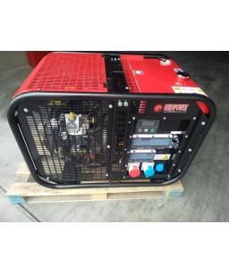 Генератор бензиновий Europower EP25000TE