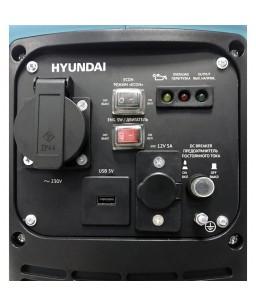 Генератор інверторний Hyundai HHY 1000Si