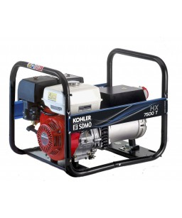Генератор бензиновий SDMO HX 7500 TS