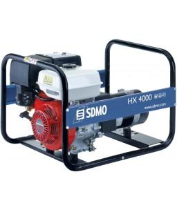 Генератор бензиновий SDMO HX4000