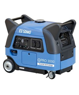 Генератор бензиновий SDMO Inverter Pro 3000 E