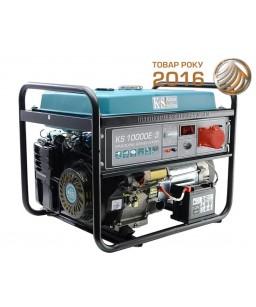 Генератор бензиновий Konner & Sohnen KS 10000E-3
