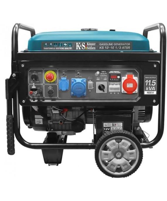 Генератор бензиновий Konner & Sohnen KS 12-1E 1/3 ATSR