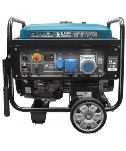 Генератор бензиновий Konner & Sohnen KS 12-1E ATSR