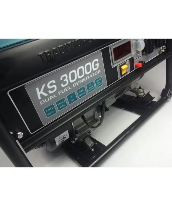 Генератор двохпаливний Konner & Sohnen KS 3000G