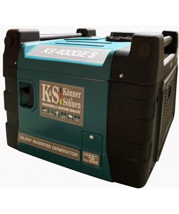 Генератор інверторний Konner & Sohnen KS 4000iE S