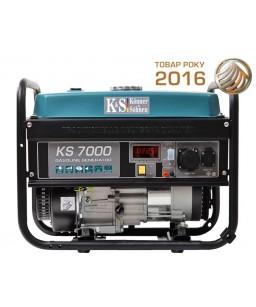 Генератор бензиновий Konner & Sohnen KS 7000