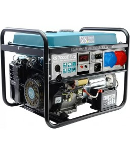 Генератор бензиновий Konner & Sohnen KS 7000E-1/3