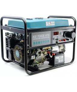 Генератор бензиновий Konner & Sohnen KS 7000E-3 ATS